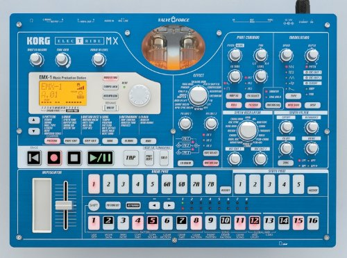 Read About Korg EMX1SD Electribe Music Production Station