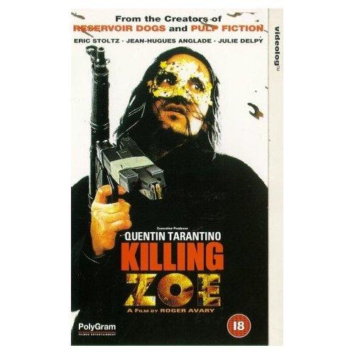 Killing Zoe [Reino Unido] [VHS]