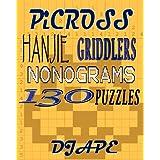 Picross, Hanjie, Griddlers, Nonograms: 130 Puzzles ~ Djape