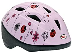Bell Infant Sprout Bike Helmet (Love Bugs/Pink) Size : 47-52cm from Bell