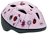 Bell Infant Sprout Bike Helmet (Love Bugs/Pink) Size : 47-52cm