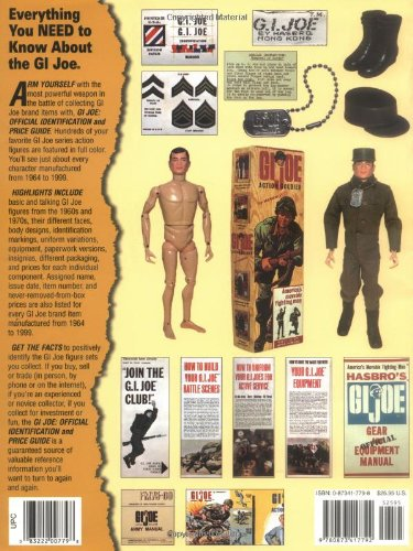 G.I.Joe: Official Identification and Price Guide 1964-1999 (Collectibles)