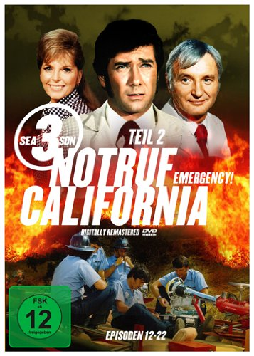 Notruf California - Staffel 3, Teil 2 [3 DVDs]