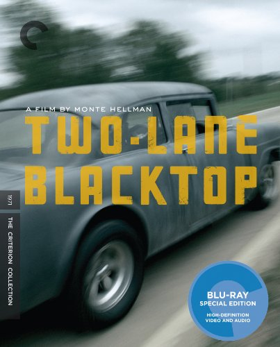 Cover art for  Two-Lane Blacktop (Criterion Collection) [Blu-ray]