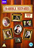 Horrible Histories (Series 1-5) - 10-DVD Box Set ( Horrible Histories - Series One to Five ) [ NON-USA FORMAT, PAL, Reg.2.4 Import - United Kingdom ]