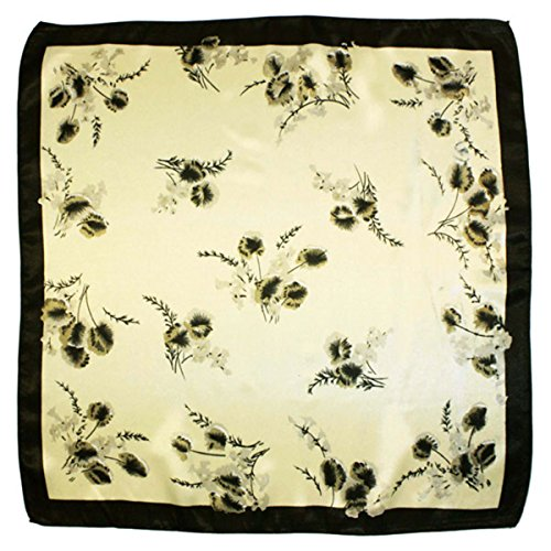Fashion Dimensions 20In. X 20In. Square Polyester Scarf