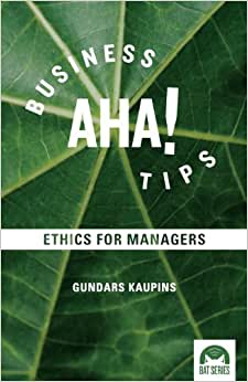 Business Aha! Tips: Ethics (Volume 2)