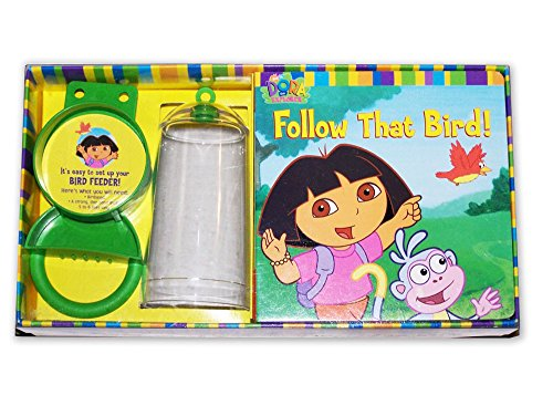 Dora the Explorer Follow That Bird Set