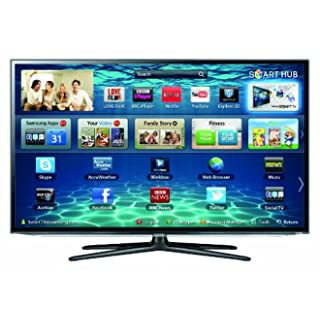Samsung UE40ES6300 3D Full HD 1080p Smart 3D LED TV with Wi-Fi built-in and Freeview HD and 2 x glasses included (New for 2012)