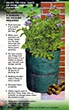 Potato Planter Bag for Decks, Patios and Planters