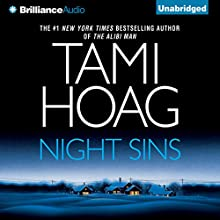 Night Sins (       UNABRIDGED) by Tami Hoag Narrated by Jennifer Van Dyck