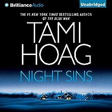 Night Sins (       UNABRIDGED) by Tami Hoag Narrated by Jennifer Van Dyck