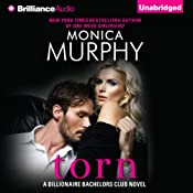Torn: A Billionaire Bachelors Club Novel | [Monica Murphy]