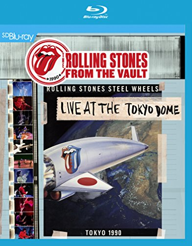 From The Vault: Live At The Tokyo Dome 1990 (Blu-Ray+2CD)