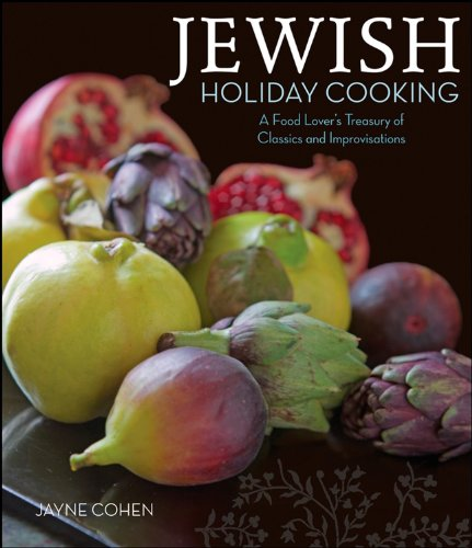 Jewish Holiday Cooking: A Food Lover's Treasury of Classics and Improvisations (Food Holidays compare prices)