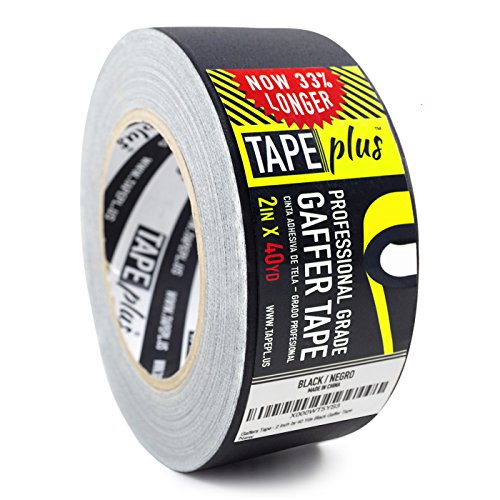 gaffers-tape-2-inch-by-40-yards-in-black-get-33-more-high-end-professional-grade-gaffer-tape-is-the-