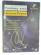 Magazine of Fantasy & Science Fiction…