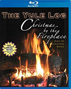 The Yule Log - Christmas By The Fireplace Blu-ray from Concert Hot Spot