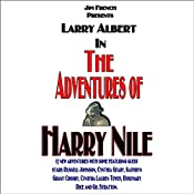The Adventures of Harry Nile, Box Set 1, Volumes 1 - 6 (Dramatized) | [Jim French]