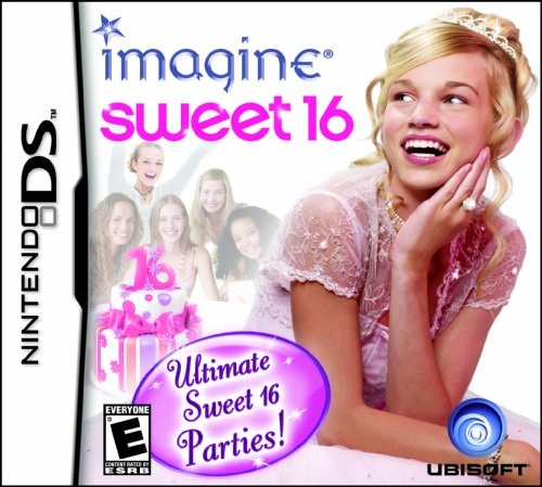 Imagine: Sweet 16 NDS - 1