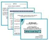 HIPAA Made EasyTM   for the Healthcare Workplace HIPAA FORMS PACKET  (forms only)