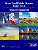 img - for Texas Real Estate License Exam Prep: All-in-One Review and Testing to Pass Texas' Pearson Vue Real Estate Exam book / textbook / text book