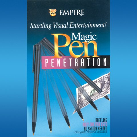 Empire Magic Penetration Pen - Baffling Routine Included