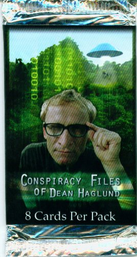 Conspiracy Files of Dean Haglund Trading Card Pack