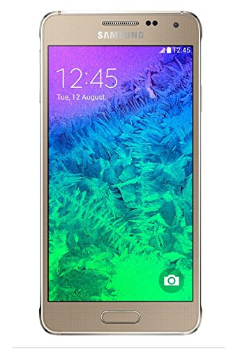 Samsung Galaxy Alpha G850a AT&T Unlocked Cellphone, 32GB, Gold