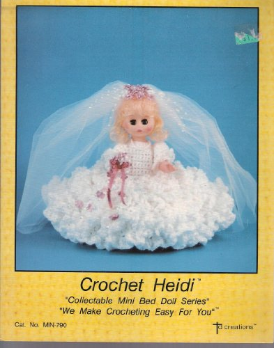 Crochet Bed Doll