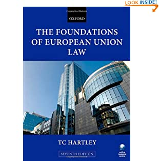 The Foundations of European Union Law (Paperback)