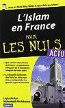 L'Islam en France pour les Nuls Actu par Adraoui