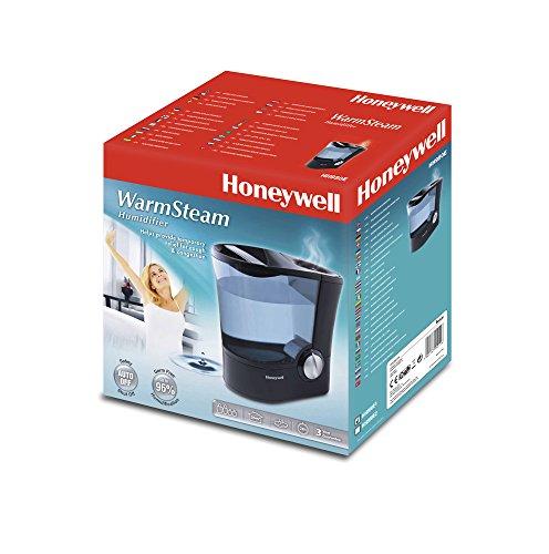 Honeywell hh950e2 umidificatore a vapore caldo nero for Honeywell cm31i prezzo