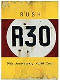 Rush - R30 - live from Frankfurt (2 DVDs + 2 CDs)