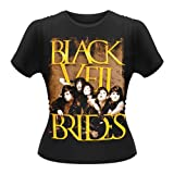 Black Veil Brides : Golden Tee-Shirt Femme Sous Licence Officielle