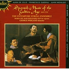 Spanish Music of the Golden Age