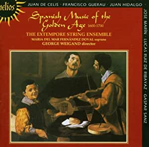 Spanish Music O/T Golden Age
