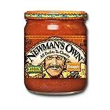 Newman's Own Pineapple Salsa Medium 16 Oz (Pack of 3)