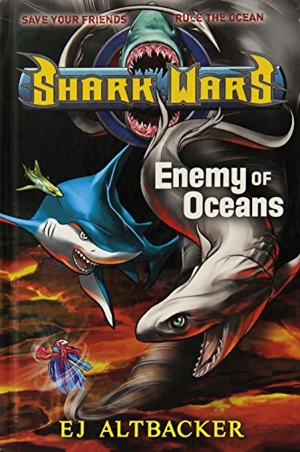 Shark Wars #5: Enemy of Oceans (Shark Wars Series compare prices)