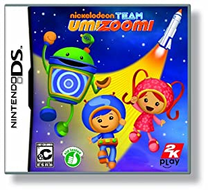 Team Umizoomi - Nintendo DS Standard Edition