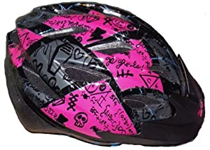 Bell Youth Monster High Fabulously Freaky Bike Helmet by Bell