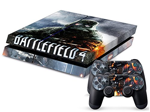 Battlefield-Full-Body-Decal-Sticker-For-Playstation-4-PS4-ConsoleController