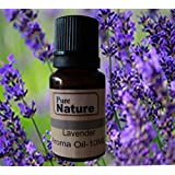 Pure Source India Lavender Essential Oil Undiluted Best Quality 10 ML .