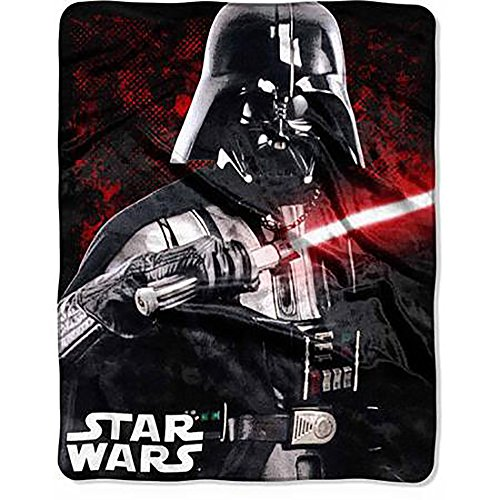 Star Wars Darth Vader Throw Blanket