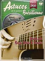 Roux/Ghuzel Astuces Guitare Bresilienne Volume 1 Gtr Tab Book/Cd/Dvd