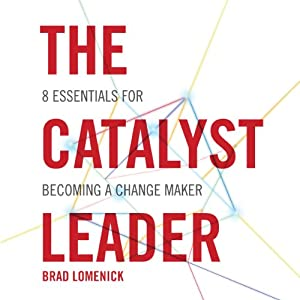 The Catalyst Leader Audiobook