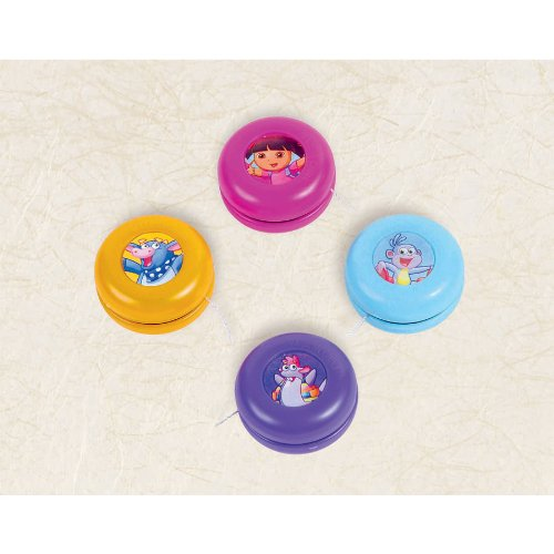 Dora Yo-Yo (1 per package)