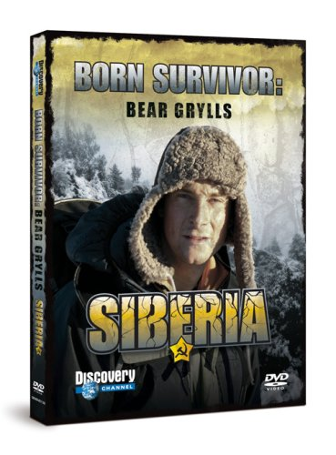 Born Survivor Bear Grylls - Siberia (2 Disc Edition) [DVD]