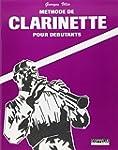 Partition: Methode de clarinette pour...
