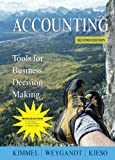 echange, troc Paul D. Kimmel - Accounting, Binder Ready Version: Tools for Business Decision Making
